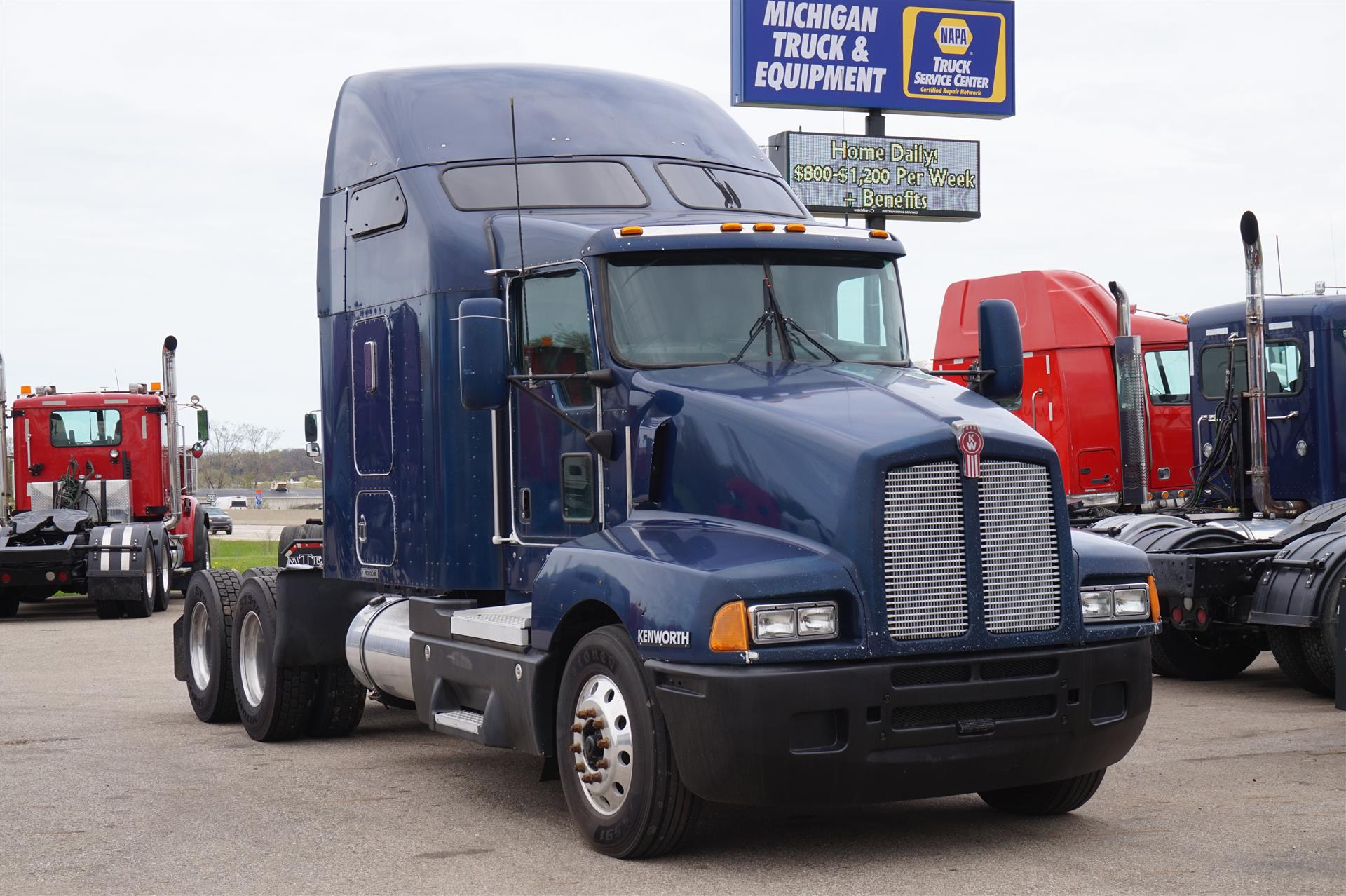 2005 Kenworth T600