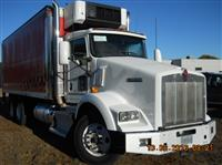 Used 2011 Kenworth T800 for Sale