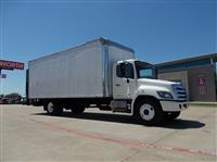Used 2015HINO268 for Sale