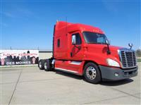 Used 2009 Freightliner CA12564SLP for Sale