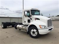 New 2017 Kenworth T270 for Sale