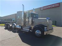 Used 2009 Kenworth W900 for Sale