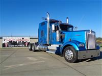 Used 2012 Kenworth W900L for Sale
