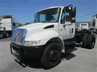 2002 International 4000 SERIES