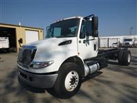 2013 International 4300 C&C