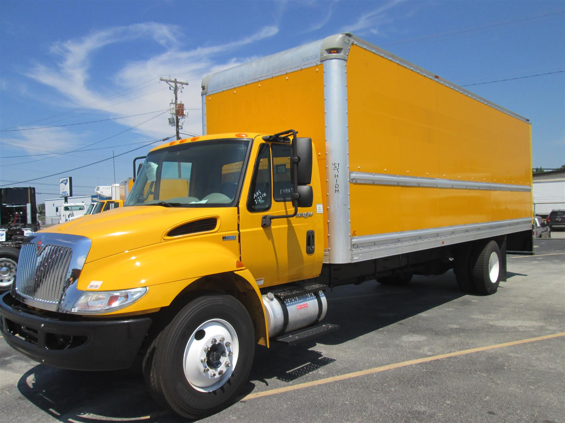 2014 International 4000 SERIES
