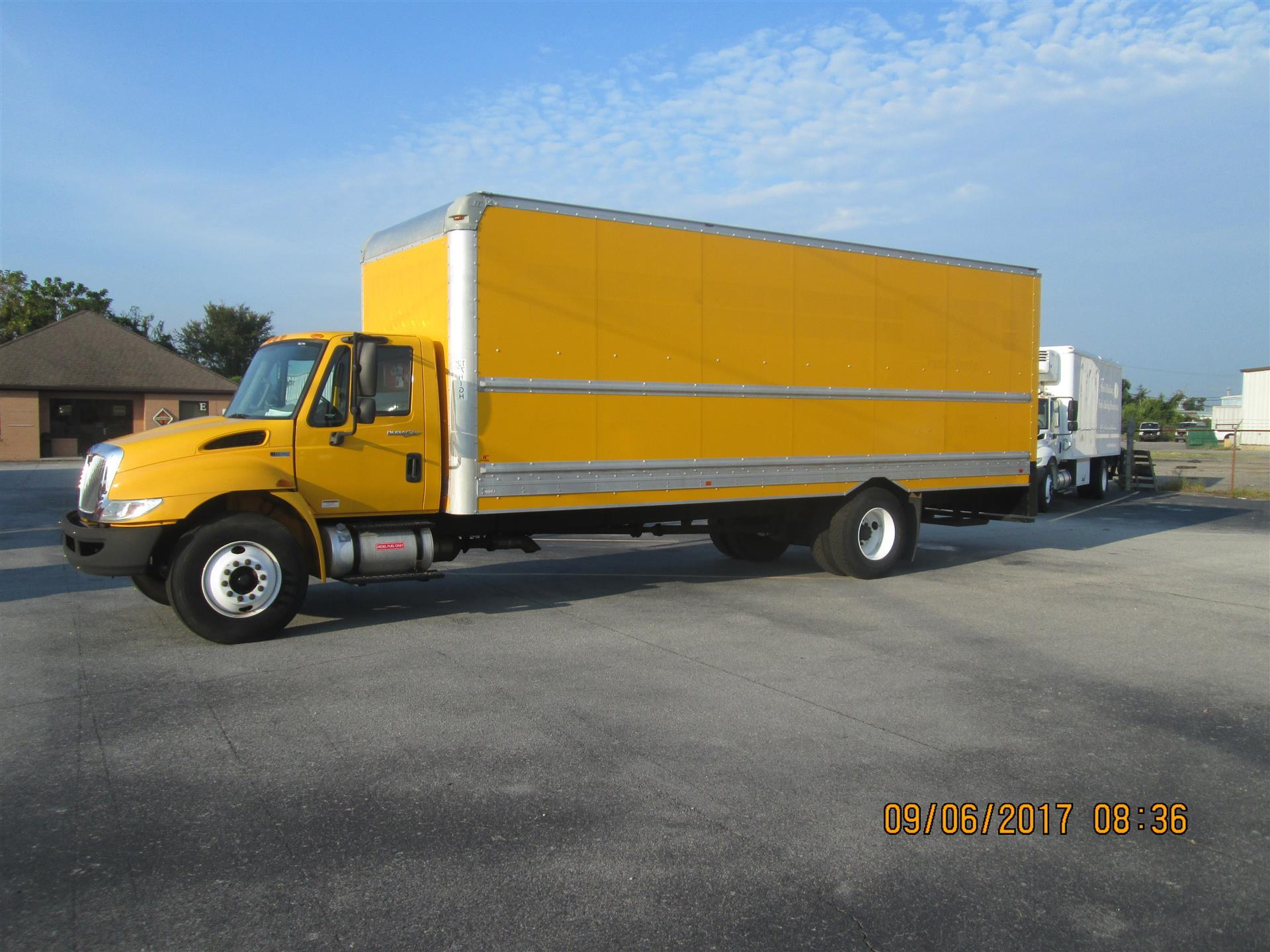 2013 International 4000 SERIES