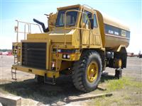 0 Caterpillar 769C Dust Suppression