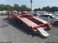 2012 Cottrell Auto Transport Trailer