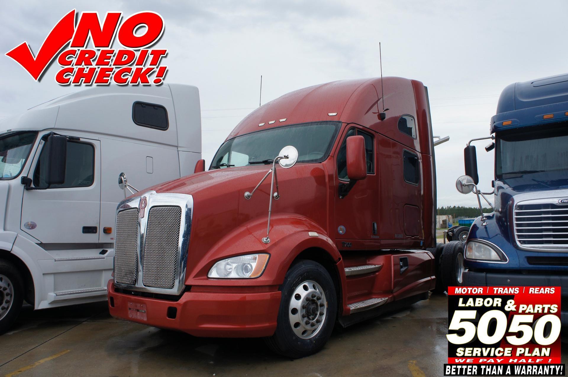 2012 Kenworth T700