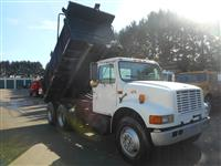 Used 2001International4900    SOLD for Sale