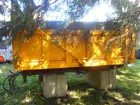 Used 2006Heil12 Ft Gravel Box for Sale