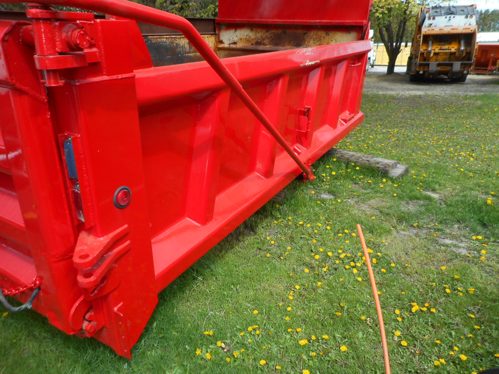2004 Heil 14ft Gravel Box for sale-59108136