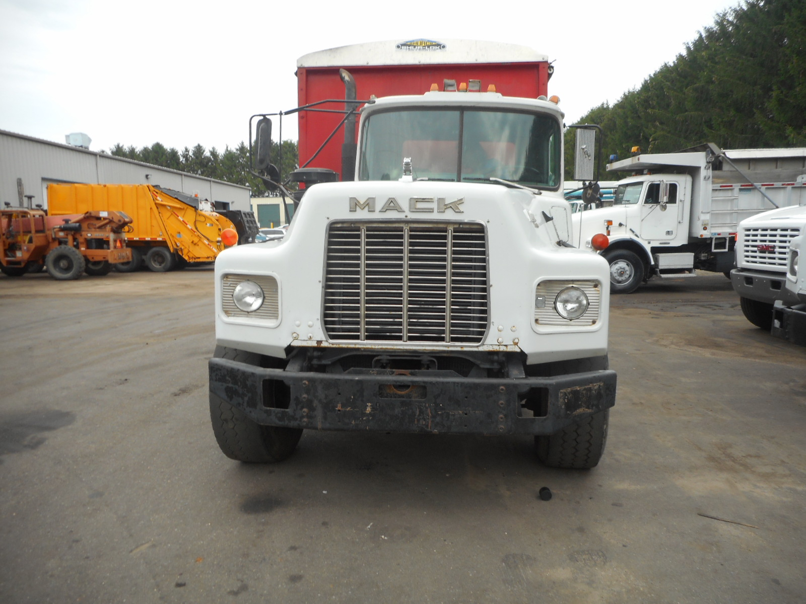 1988 Mack DM690-S for sale-59108148