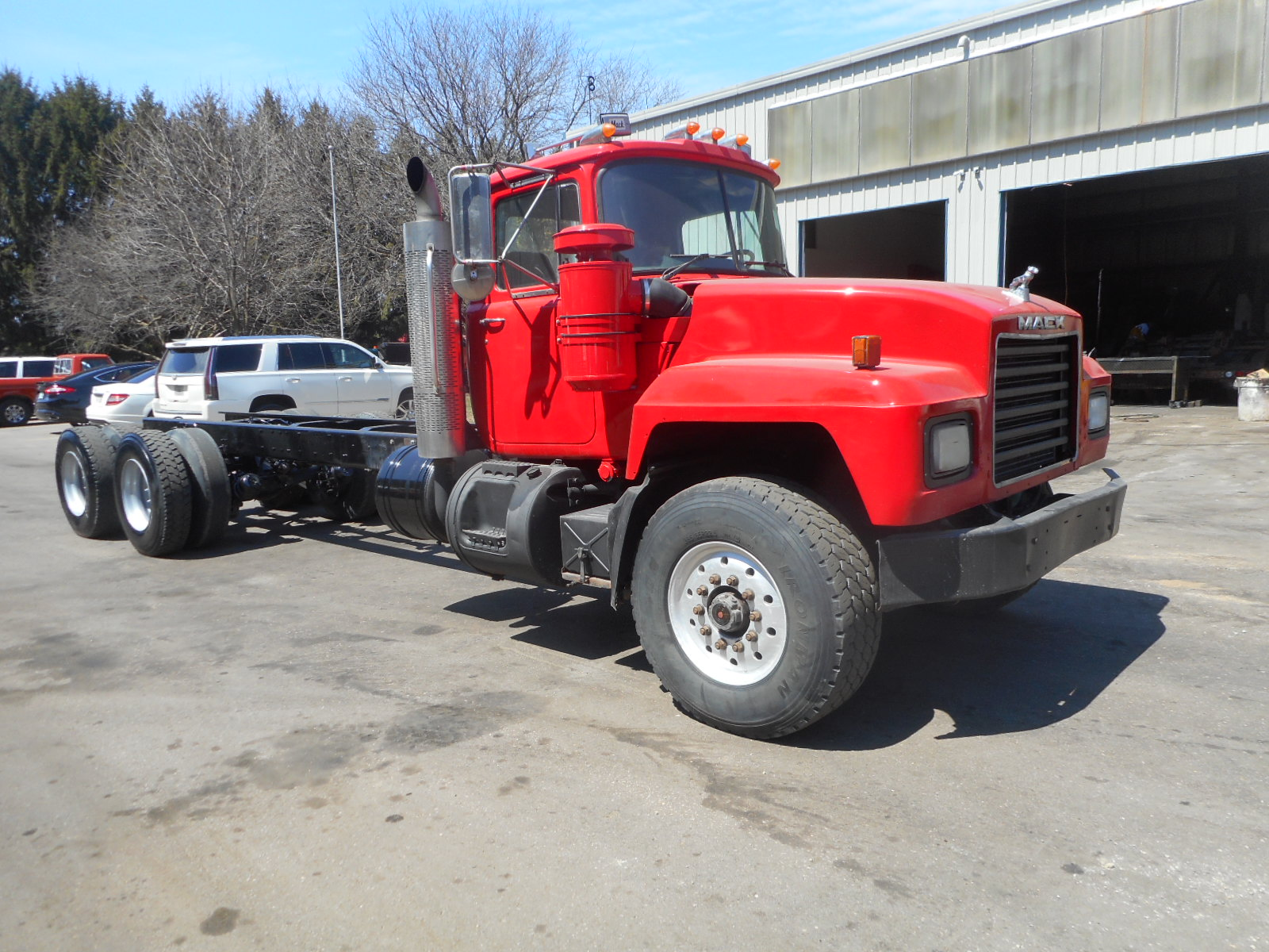 2001 Mack RD688S for sale-59084813
