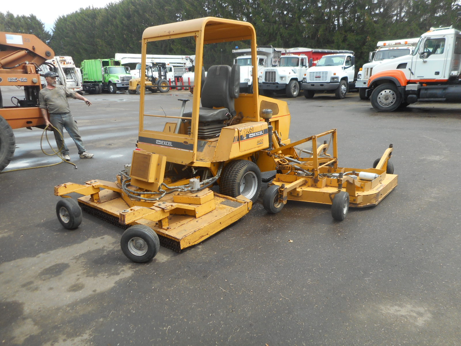 2001 EXCEL 4600 for sale-59138139