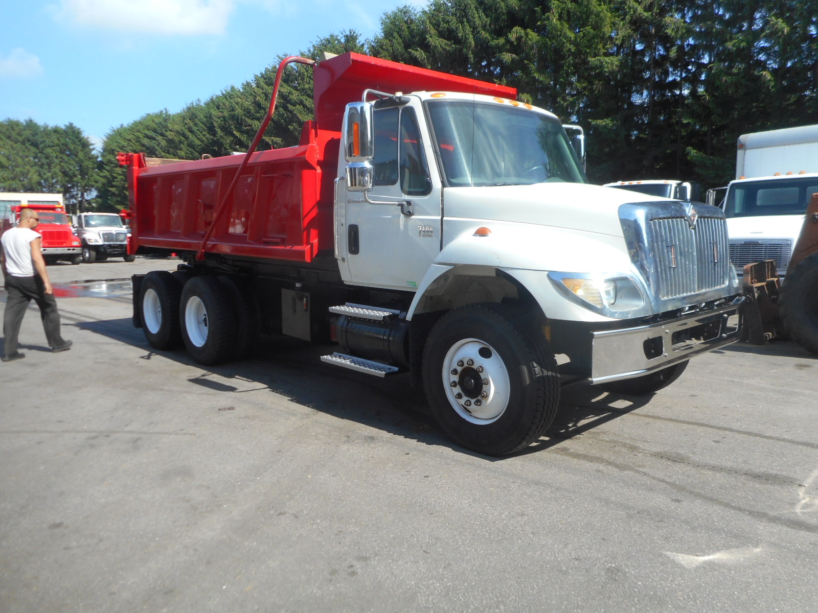 2004 International 7400 for sale-59084704