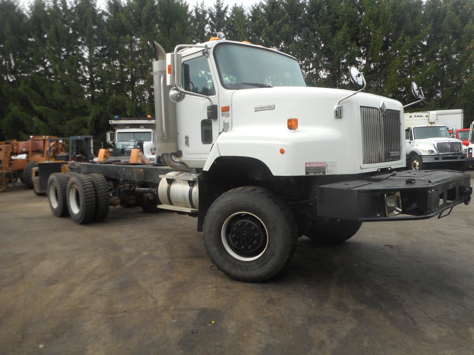 2001 Paystar SOLD for sale-59108078