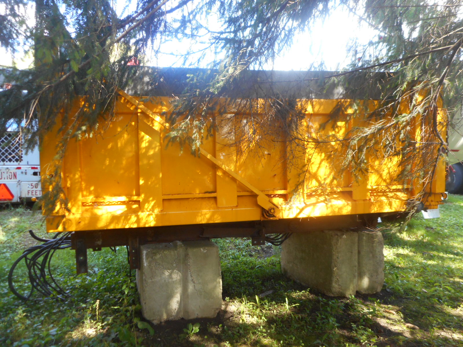 0 Heil 12 Ft Gravel Box for sale-59157887