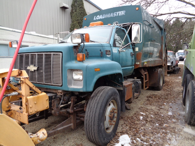 2002 GMC 8500 Series for sale-59139019