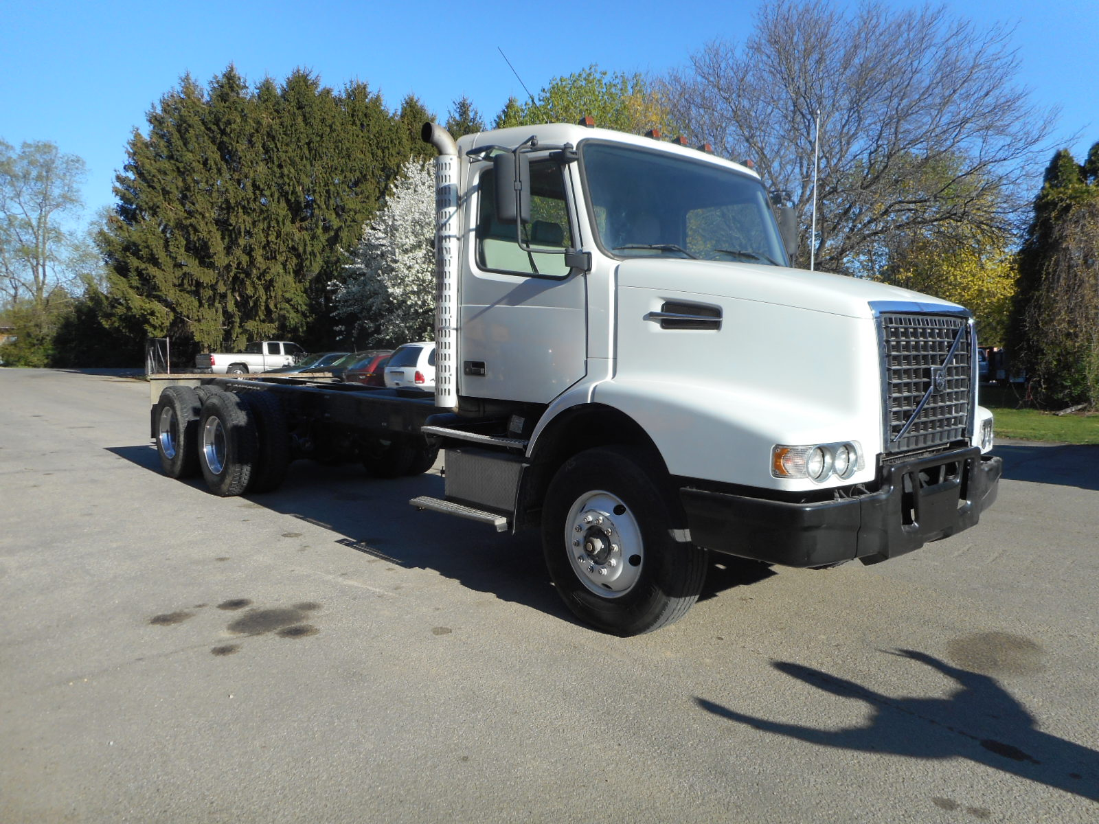 2002 Volvo VHD-64-T for sale-59247043