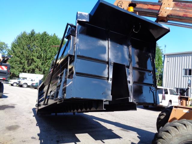 2007 Heil 14ft Gravel Box for sale-59268227