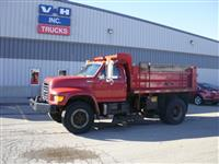 Used 1996 Ford F800 for Sale