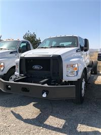 2018 Ford F750 Crew Cab