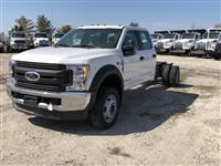2018 Ford F550
