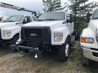 2019 Ford F750 Super Cab