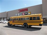 2011 Blue Bird SCHOOL/TRANSIT