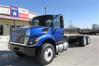 Used 2009 International 7500SBA for Sale