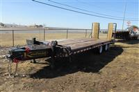 Used 2015KaufmanFlatbed for Sale