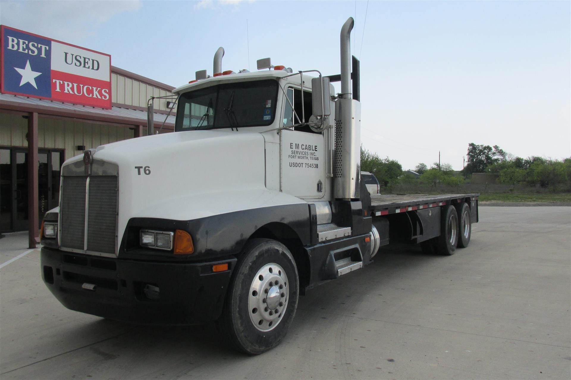 1988 Kenworth T600