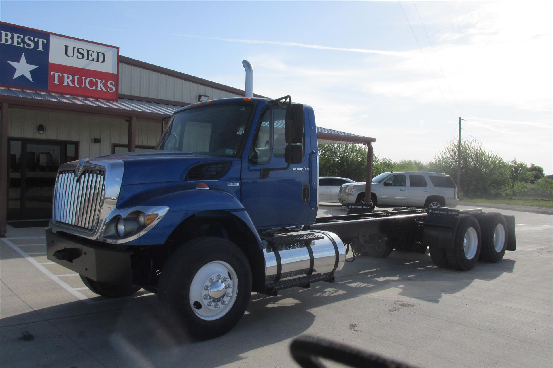 2008 International 7500SBA
