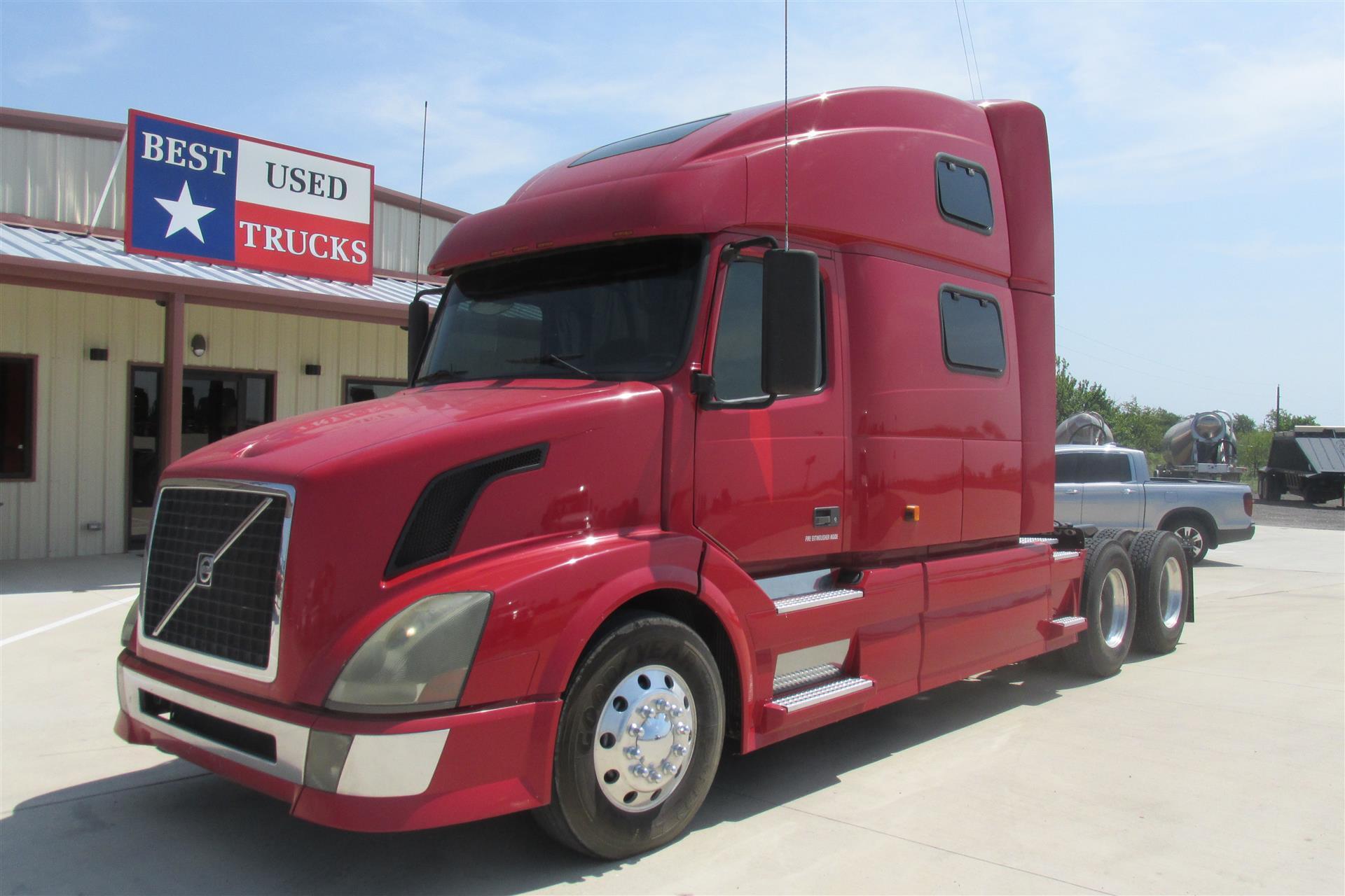 2008 Volvo VNL64T780