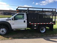 2016 Ford F550