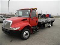 2008 International 4300 SBA
