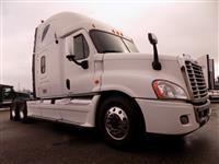 2009 Freightliner Cascadia 125