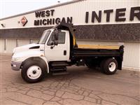 2015 International 4300 SBA