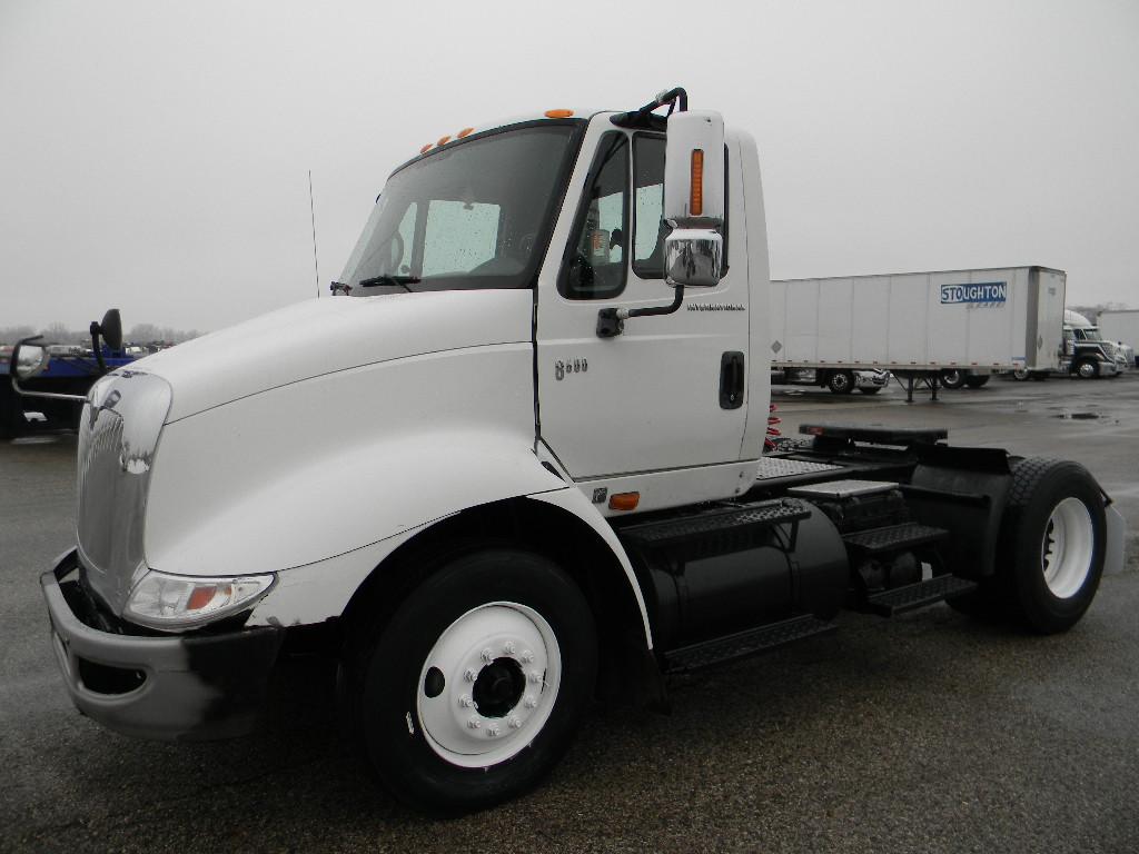 2007 International 8600 SBA