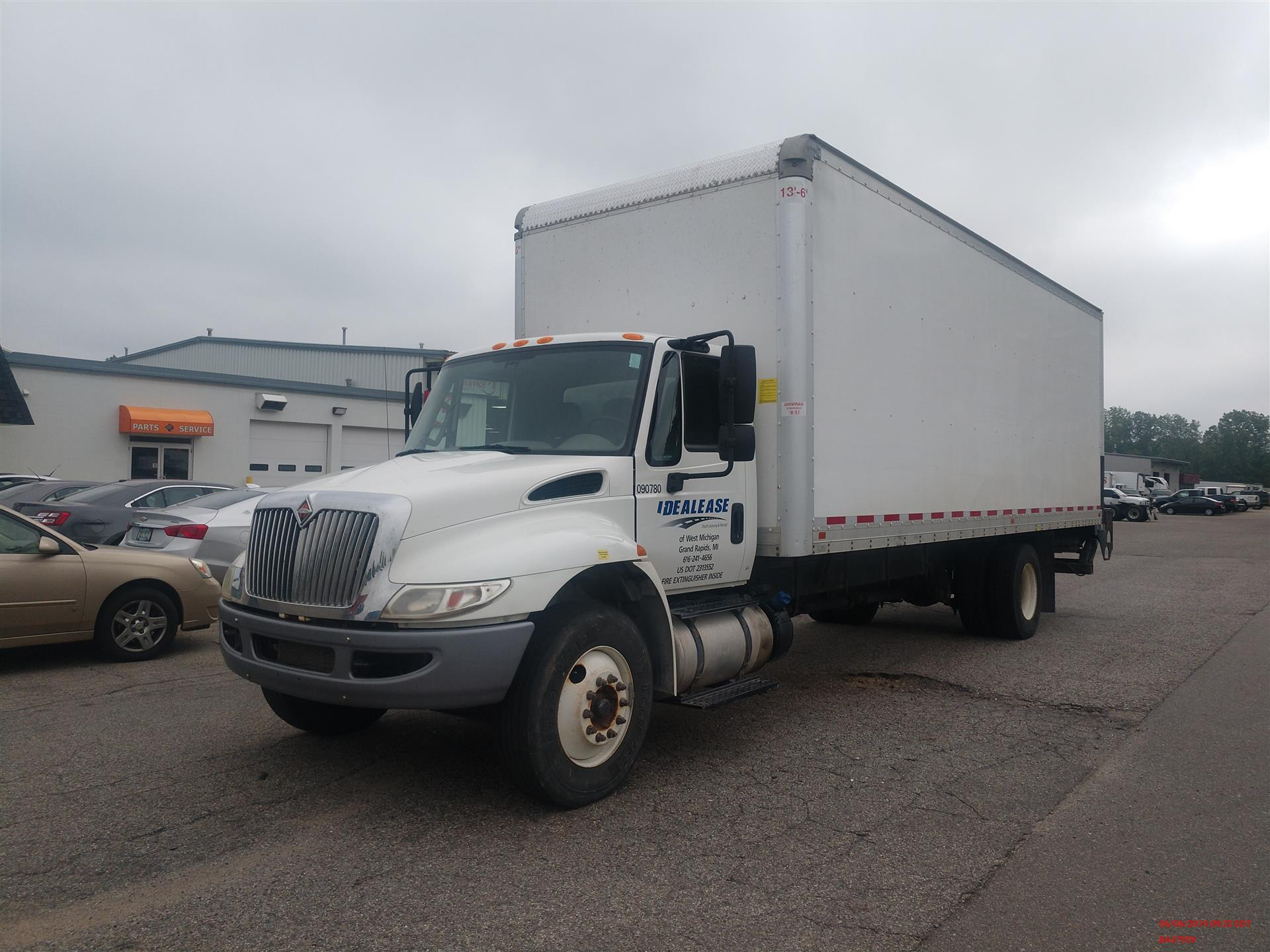 2016 International 4300 SBA