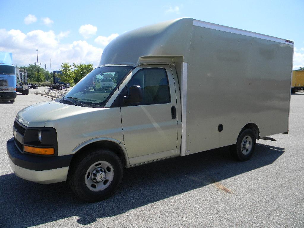 2008 Chevrolet Express G3500