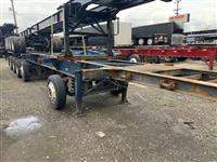 2000 BRENTWOOD 4-AXLE CHASSIS