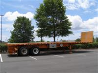 "2012 Great Dane 36' 6"" FORKLIFT TRAILER"