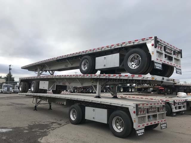2019 REITNOUER 48' FRONT AXLE SLIDE