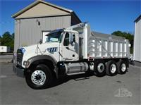 Used 2012 Mack GRANITE GU713 for Sale