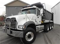 Used 2015 Mack GRANITE GU713 for Sale