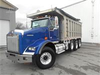 Used 2013 Kenworth T800B for Sale