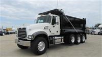 Used 2013 Mack GU713 for Sale
